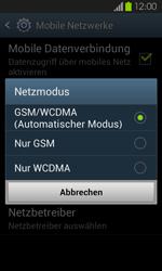 Samsung I9100 Galaxy S2 mit Android 4.1 - Netzwerk - Netzwerkeinstellungen ändern - Schritt 7
