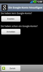 LG Optimus Black - Apps - Konto anlegen und einrichten - 5 / 19