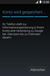 Samsung Galaxy Young 2 - Apps - Konto anlegen und einrichten - 17 / 25