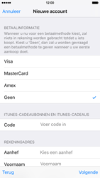 Apple iPhone 6 (iOS 9) - apps - account instellen - stap 18