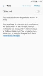Samsung A320F Galaxy A3 (2017) - Android Nougat - Wi-Fi - Accéder au réseau Wi-Fi - Étape 6