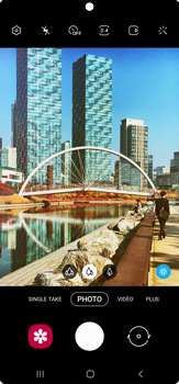 Samsung Galaxy Note20 Ultra 5G - Photos, vidéos, musique - Prendre une photo - Étape 12
