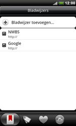 HTC S510e Desire S - Internet - Internetten - Stap 11