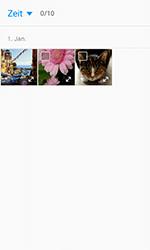 Samsung Galaxy Xcover 3 VE - MMS - Erstellen und senden - 1 / 1