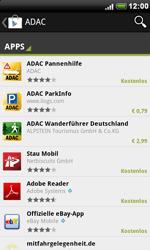 HTC A8181 Desire - Apps - Herunterladen - Schritt 18