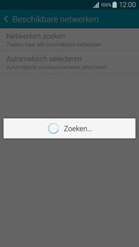 Samsung Galaxy Note 4 (N910F) - Netwerk - Handmatig netwerk selecteren - Stap 11
