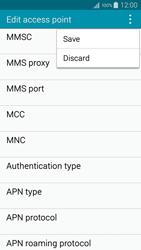 Samsung A500FU Galaxy A5 - Internet - Manual configuration - Step 15