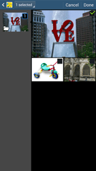 Samsung I9205 Galaxy Mega 6-3 LTE - E-mail - Sending emails - Step 14
