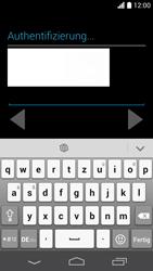 Huawei Ascend P6 - Apps - Einrichten des App Stores - Schritt 19
