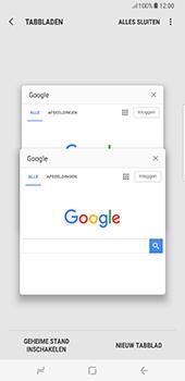 Samsung Galaxy S8 Plus - Internet - Internetten - Stap 16