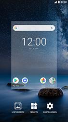 Nokia 8 - Startanleitung - Installieren von Widgets und Apps auf der Startseite - Schritt 3