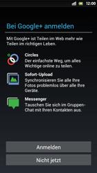 Sony Xperia S - Apps - Einrichten des App Stores - Schritt 10