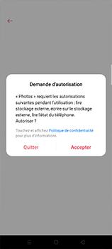 Oppo Find X2 Neo - Photos, vidéos, musique - Prendre une photo - Étape 14