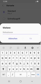 Samsung Galaxy S9 - Android Pie - Internet - Manuelle Konfiguration - Schritt 29