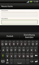 HTC One SV - E-Mail - Manuelle Konfiguration - Schritt 17