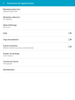 Samsung Galaxy Tab A - Photos, vidéos, musique - Prendre une photo - Étape 6