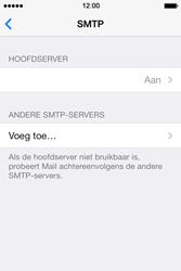 Apple iPhone 4 S - iOS 7 - E-mail - Handmatig instellen - Stap 24