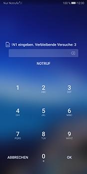 Huawei Mate 10 Pro - Android Pie - Gerät - Einen Soft-Reset durchführen - Schritt 4