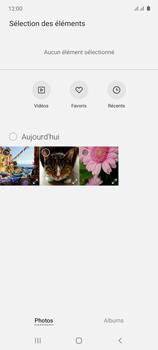 Samsung Galaxy Note 10 Lite - Contact, Appels, SMS/MMS - Envoyer un MMS - Étape 17