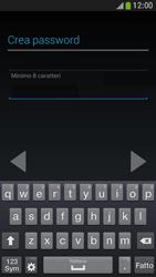 Samsung Galaxy S 4 Mini LTE - Applicazioni - Configurazione del negozio applicazioni - Fase 11