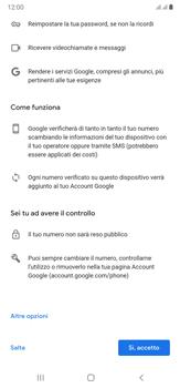 Samsung Galaxy Note 20 Ultra 5G - Applicazioni - Configurazione del negozio applicazioni - Fase 14