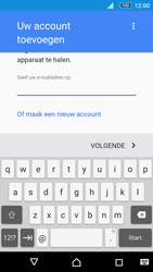Sony E5603 Xperia M5 - E-mail - handmatig instellen (gmail) - Stap 10