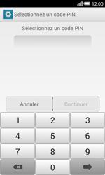 Alcatel OT-5050X Pop S3 - Sécuriser votre mobile - Activer le code de verrouillage - Étape 7