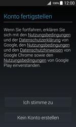 Samsung Galaxy Core Prime - Apps - Konto anlegen und einrichten - 15 / 23
