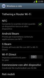 Samsung Galaxy S III LTE - Internet e roaming dati - Come verificare se la connessione dati è abilitata - Fase 5