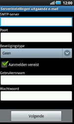 Samsung I5800 Galaxy Apollo - e-mail - handmatig instellen - stap 9