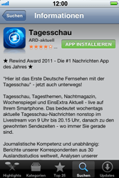 Apple iPhone 3GS - Apps - Herunterladen - 2 / 2