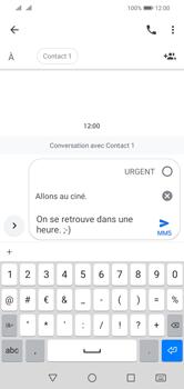 Huawei Y5 (2019) - MMS - envoi d'images - Étape 11