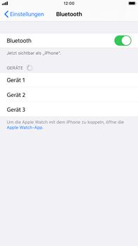Apple iPhone 8 Plus - iOS 13 - Bluetooth - Verbinden von Geräten - Schritt 7