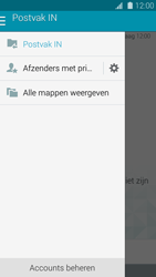 Samsung G800F Galaxy S5 Mini - E-mail - Account instellen (POP3 zonder SMTP-verificatie) - Stap 19