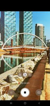 Samsung Galaxy S10 Plus - Photos, vidéos, musique - Créer une vidéo - Étape 13
