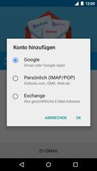 Motorola Moto G 3rd Gen. (2015) - E-Mail - Konto einrichten - Schritt 8