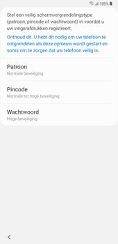 Samsung galaxy-note-9-sm-n960f-android-pie - Instellingen aanpassen - Nieuw toestel instellen - Stap 18