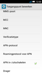 Alcatel OT-7041X Pop C7 - internet - handmatig instellen - stap 15