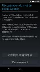 HTC Desire 610 - Premiers pas - Créer un compte - Étape 17