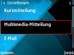 Nokia E71 - MMS - Manuelle Konfiguration - Schritt 25