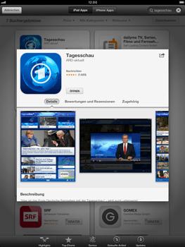 Apple iPad mini - Apps - Herunterladen - Schritt 9