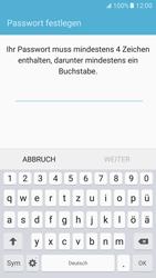 Samsung Galaxy S7 - Datenschutz und Sicherheit - Zugangscode einrichten - 7 / 15