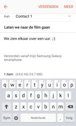 Samsung Galaxy Xcover 3 VE (G389) - E-mail - Bericht met attachment versturen - Stap 18