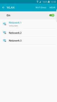 Samsung Galaxy S6 edge+ (G928F) - WiFi - WiFi-Konfiguration - Schritt 8