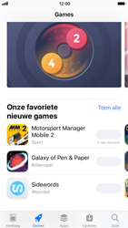 Apple iPhone 7 iOS 11 - apps - app store gebruiken - stap 4