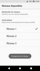 Sony Xperia XZ1 - Réseau - Sélection manuelle du réseau - Étape 11