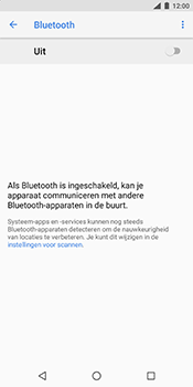 Nokia 7 Plus - bluetooth - aanzetten - stap 6