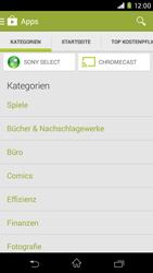 Sony Xperia M2 - Apps - Herunterladen - 6 / 20