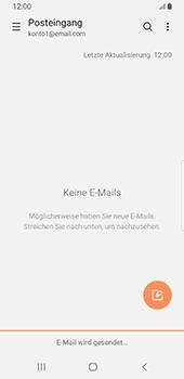 Samsung Galaxy S9 - E-Mail - E-Mail versenden - 21 / 22