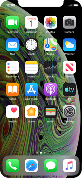 Apple iPhone XS - iOS 13 - E-mail - 032a. Email wizard - Gmail - Step 2